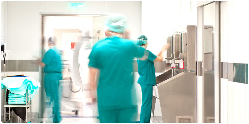 Hospitals and Operating Theatres