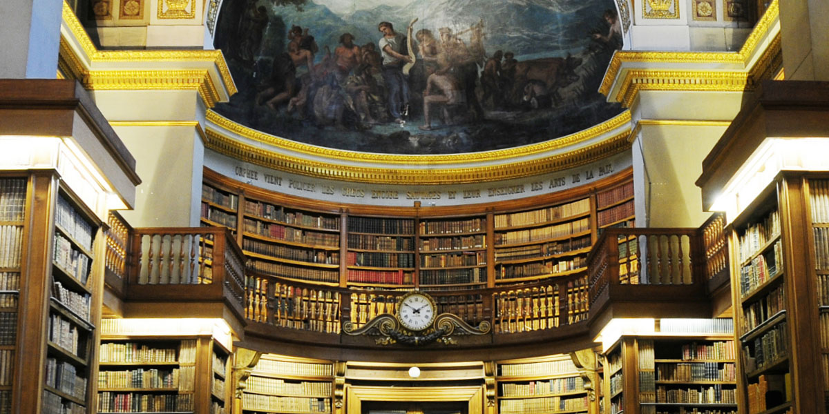 Museums, Libraries and Theatres