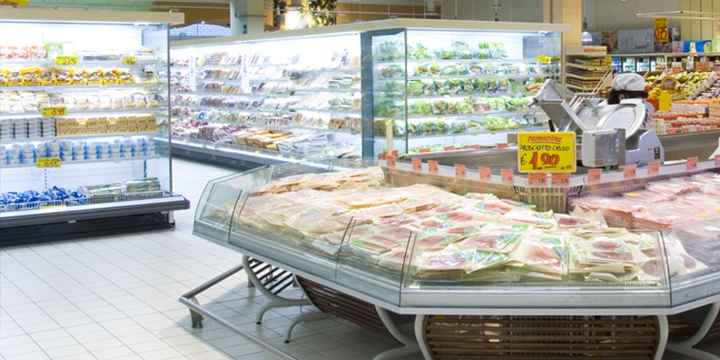 CAREL solution for hypermarkets