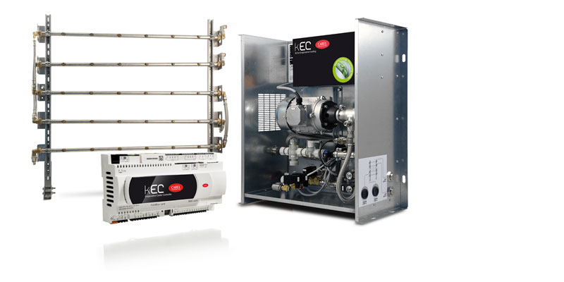 The range of KEC kits, the evaporative cooling solution designed for OEMs